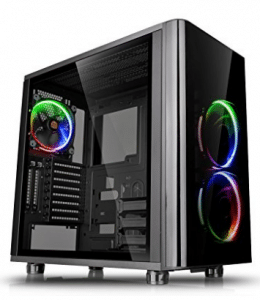 Thermaltake View 31 RGB Dual Tempered Glass SPCC ATX