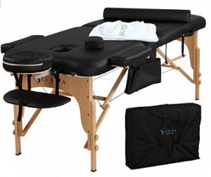 Sierra Comfort All-Inclusive Portable Massage Table