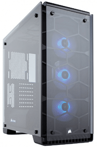 Corsair Crystal Series 570X RGB - Tempered Glass