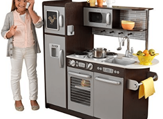 Top 10 Best Wooden Play Kitchens Review 2019