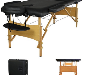 Top 10 Best Portable Massage Tables Review 2018