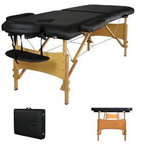 Top 10 Best Portable Massage Tables Reviews 2018