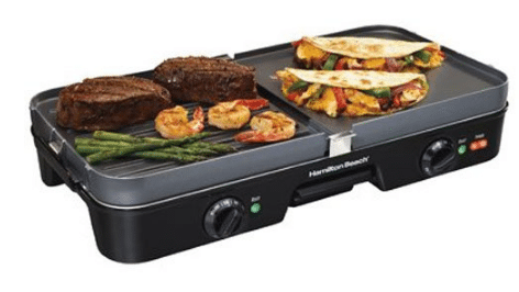 Top 10 Best Electric Griddles in 2018 Reviews