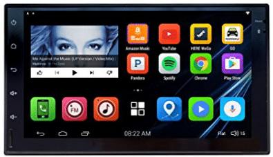 "ATOTO 7""HD Touchscreen 2Din Android Car Navigation Stereo"