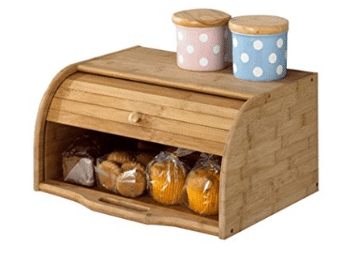 Top 7 Best Wooden Bread Boxes Review 2018