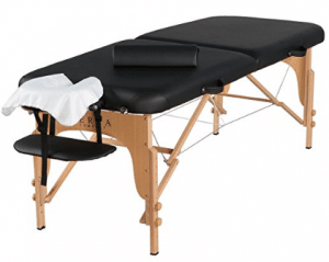 Sierra Comfort Professional Series Portable Massage Table