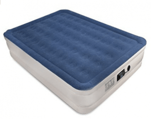 SoundAsleep Dream Series Air Mattress with ComfortCoil Technology & Internal High Capacity Pump