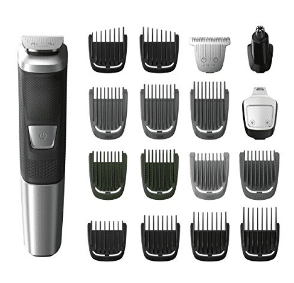 Philips Norelco Multigroom 5000, 18 attachments