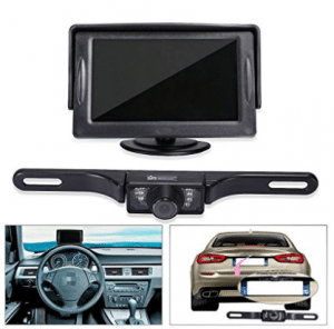 Noiposi Backup Camera and Monitor kit for Car Universal