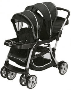 Poussette Graco Ready2grow Click Connect LX