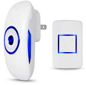 Boomile Wireless Doorbell Waterproof Door Bell Kit