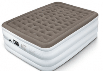Etekcity Upgraded Air Mattress Blow Up Elevated Raised