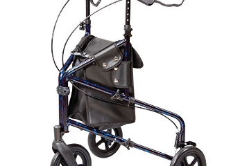 Top 7 Best 3-Wheel Walkers in 2018 Review