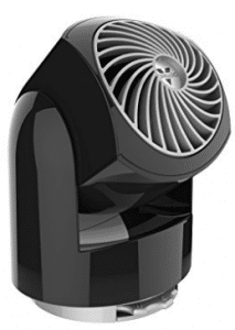 Vornado Flippi V6 Personal Air Circulator Fan, Black