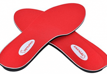 Top 10 Best Insoles for Flat Feet in 2019 Review