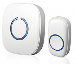 SadoTech Model C Wireless Doorbell Operating at over 500