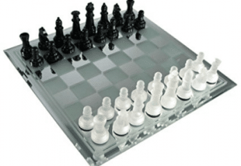 Top 10 Best Glass Chess Sets in 2018 Reviews