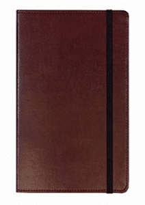 C.R. Gibson Genuine Bonded Leather Journal
