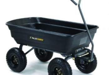 Top 10 Best Garden Carts in 2018 Reviews