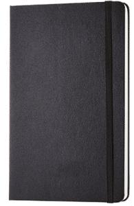 AmazonBasics Classic Notebook - Plain