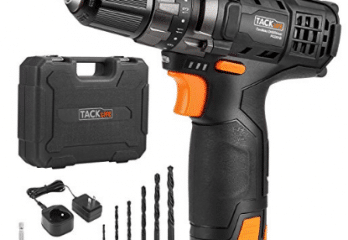 Top 10 Best Cordless Drills in 2019 Review