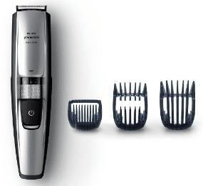 Philips Norelco Beard & Head trimmer Series 5100, 17 built-in length setting