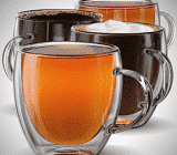 Top 10 Best Glass Coffee Mugs in 2018 Reviews
