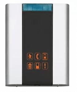 Honeywell RCWL330A1000/N P4-Premium Portable Wireless Doorbell