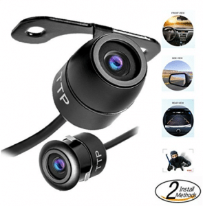 TTP-C12B Hidden Mini Backup Camera - 170°