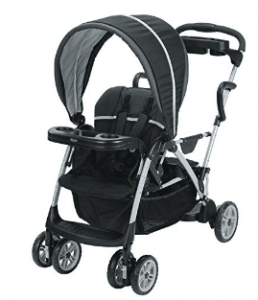 Graco Roomfor2 Click Connect et poussette Ride