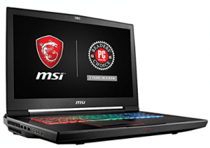 "MSI GT73VR TITAN PRO-1005 17.3"" 120Hz 5ms Hardcore Gaming Laptop i7-7700HQ GTX 1080 8G 16GB 512GB SSD + 1TB"