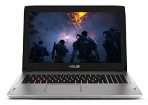 ASUS ROG Strix G-SYNC 120 Hz Full HD VR Ready Ultra Thin and Light Gaming Laptop Computer GeForce GTX 1070 8GB Core i7