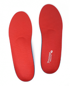 Powerstep Pinnacle Plus Full Length Orthotic Shoe Inserts