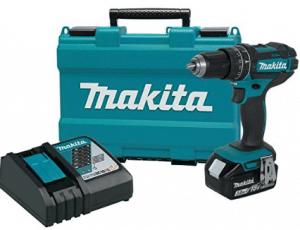 "Makita XPH102 18V LXT Lithium-Ion Cordless 1/2"" Hammer Driver-Drill Kit"