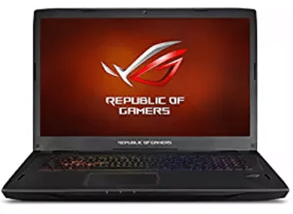 "ASUS ROG STRIX Gaming Laptop, 17"" Full HD 120Hz Panel"