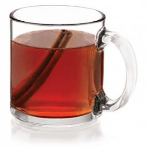 Libbey Robusta 8-piece Glass Coffee Mug Set