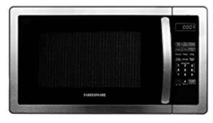 Farberware Classic FMO11AHTBKB 1.1 Cubic Foot 1000-Watt Microwave Oven