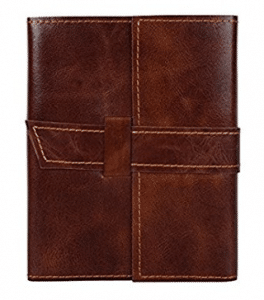 Handmade Leather Journal Notebook Refillable Diary for Men Women Writers Artist Poet Gift for Him Her