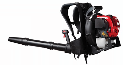 Troy-Bilt TB4BP EC 32cc 4-Cycle Backpack Blower with JumpStart Technology