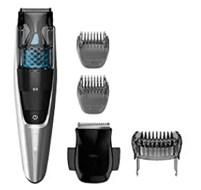 Philips Norelco Beard trimmer Series 7200, Vacuum trimmer with 20 built-in length settings