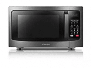 Toshiba EC042A5C-BS Convection Microwave Oven with Convection Function and Smart Sensor