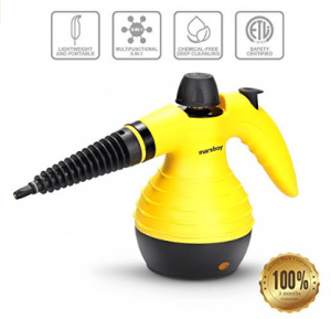 Handheld Pressurized Steam Cleaner