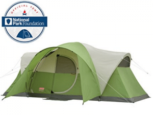 Coleman Montana 8-Person Tent