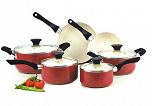 Cook N Home NC-00359 Nonstick Ceramic Coating 10