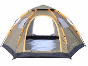 Wnnideo Automatic Instant Pop Up Tent Outdoor 4-6