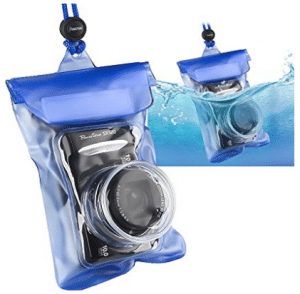 Insten Waterproof Camera Case with R