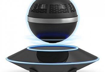 Levitating Bluetooth Speaker, ZVOLTZ Portable Floating Wireless Speaker with Bluetooth 4.0