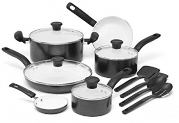 Top 10 Best Ceramic Cookware Sets Review in 2019