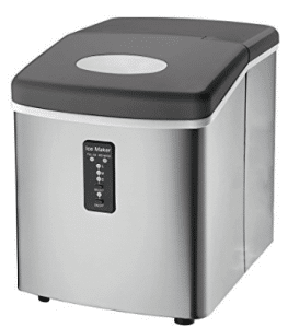 Ice Machine - Portable, Counter Top Ice Maker MachineTG22