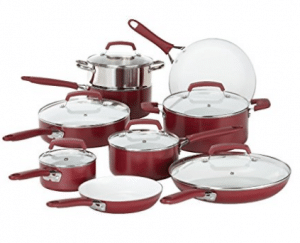 WearEver C943SF Pure Living Nonstick Ceramic Coating